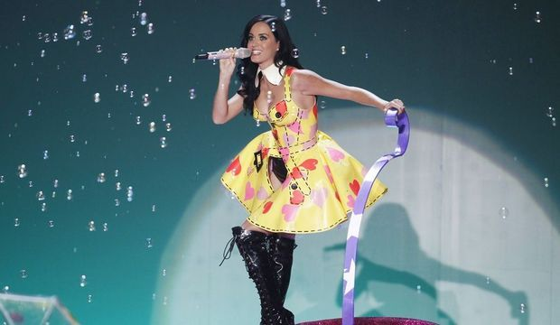 Monde imaginaire Katy Perry-