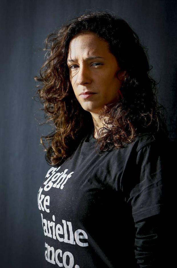 Monica Benicio, la compagne de Marielle Franco.