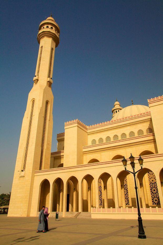 La Mosquée « Al Fateh ».