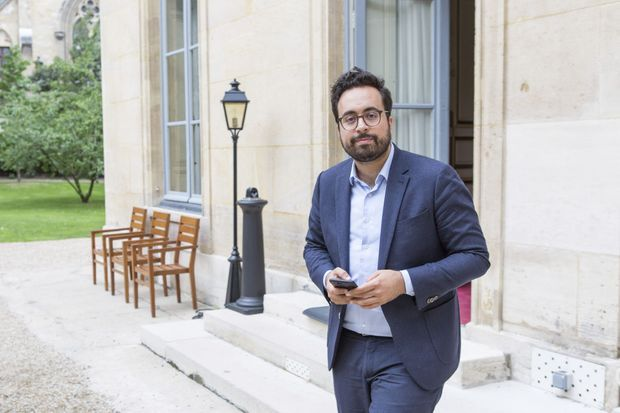 Mounir Mahjoubi,