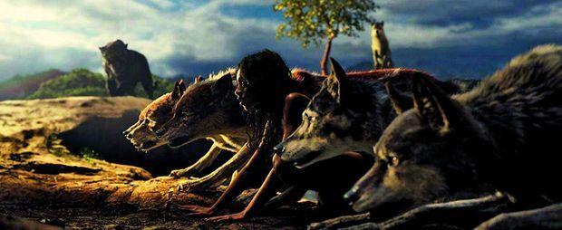 « Mowgli. La légende de la jungle », disponible depuis le 7 décembre.