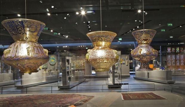 Musée du Louvre art de l'Islam parterre 2-