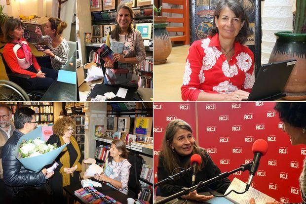 Nadalette La Fonta Six, l'auteur de «Le roseau penchant».