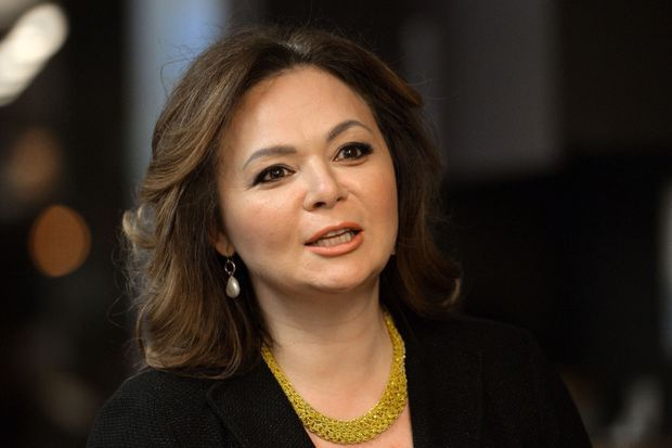 Natalia Veselnitskaya, l'avocate russe rencontrée par Donald Trump Jr.