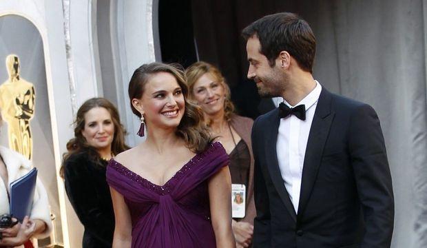 Natalie Portman et Benjamin Millepied-