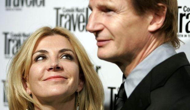 Natasha Richardson Liam Neeson -