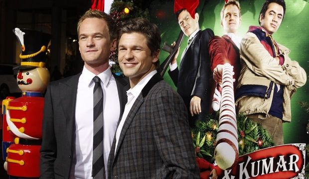 Neil Patrick Harris et David Burtka -