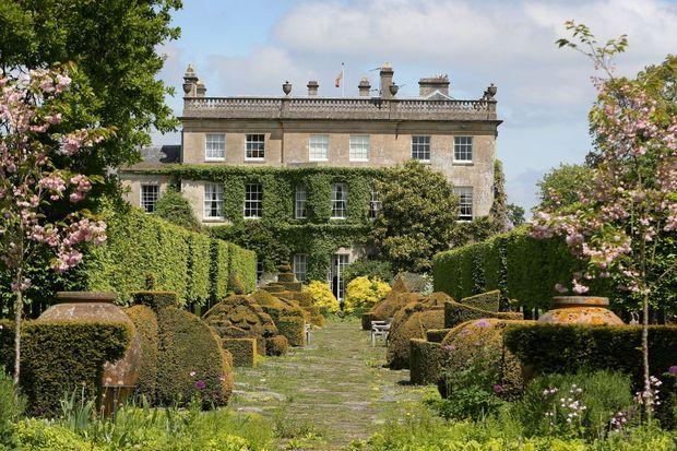 Highgrove House, propriété du prince Charles dans le Gloucestershire, le 5 juin 2013