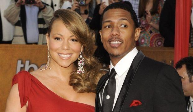 Nick Cannon et Mariah Carey-