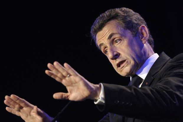 Nicolas Sarkozy-
