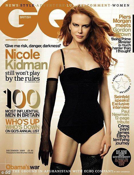 -Nicole Kidman en Couverture de GG--