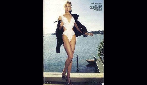 Nicole Kidman/Vanity Fair-
