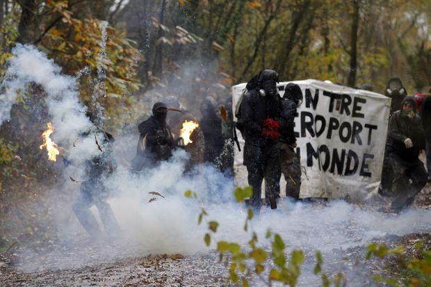 En novembre 2012, la mobilisation avait dégénéré