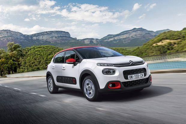 La nouvelle Citroën C3 doit beaucoup au C4 Cactus.