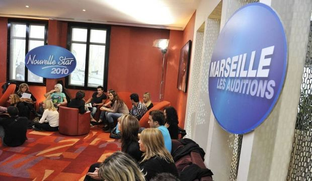 Nouvelle star 2010 auditions Marseille-