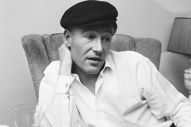 Peter O'Tolle interviewé à Londres en 1962.