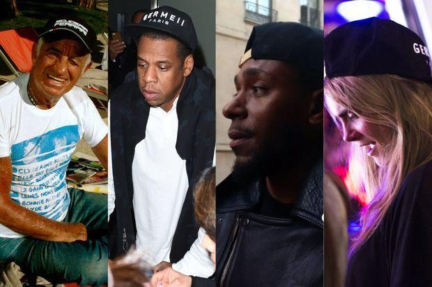 Jean-Paul Belmondo, Jay Z, Yasiin Bey et Cara Delevingne figurent notamment parmi les célébrités qui ont adopté la marque Germeii.