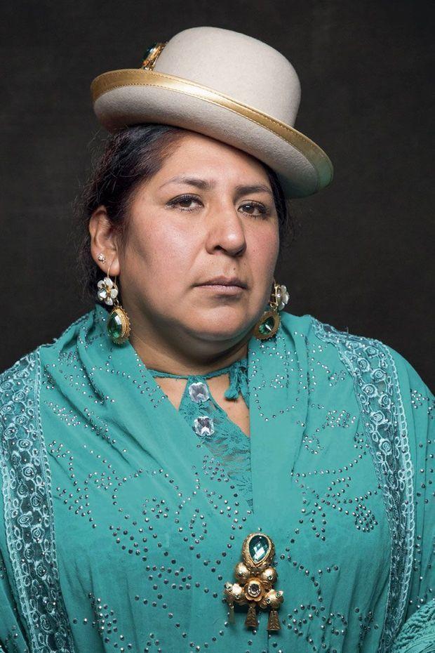 Jenny Wilma Bolivie