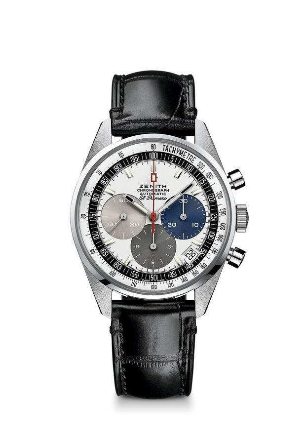 Créé en 1969, El Primero fête cette année ses 50 ans. Il demeure le chronographe de série le plus précis au monde. Et s'est vendu à un million d'exemplaires depuis sa création.