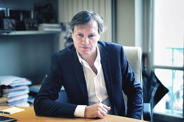 Olivier Nusse, futur patron d'Universal Music France.
