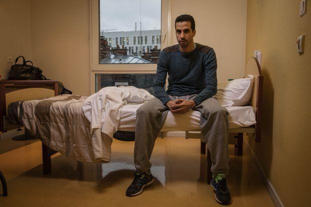 Omar, 32 ans, vigile au Stade de France,