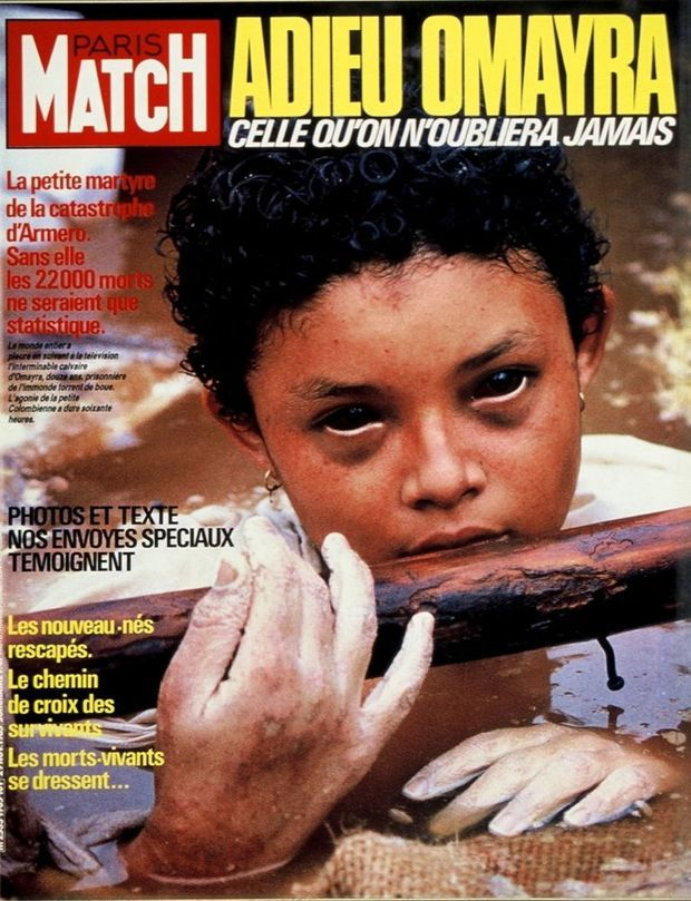 Couverture du Paris Match n°1905, daté du 29 novembre 1995