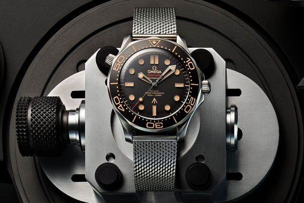 La nouvelle montre Omega de James Bond