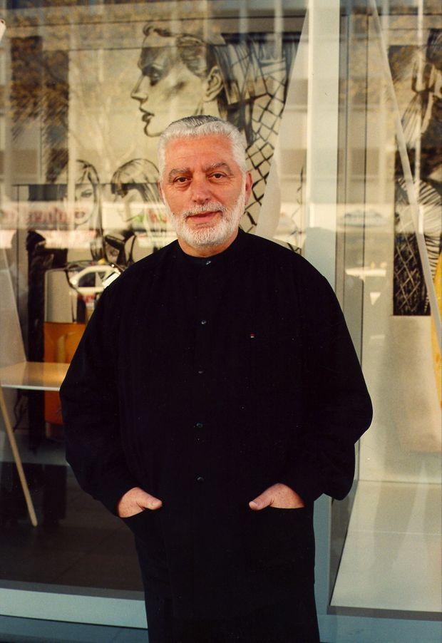 Paco Rabanne en 1999.