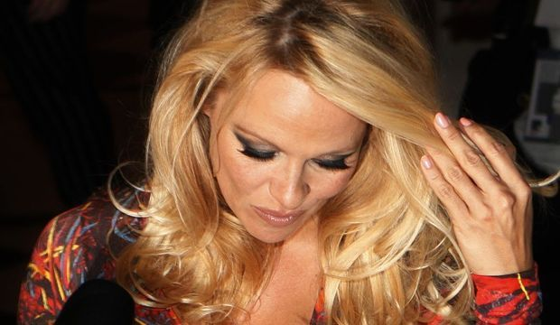 Pamela Anderson-