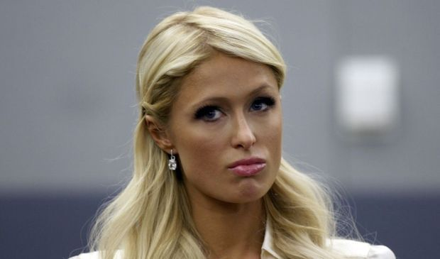 Paris Hilton au tribunal-