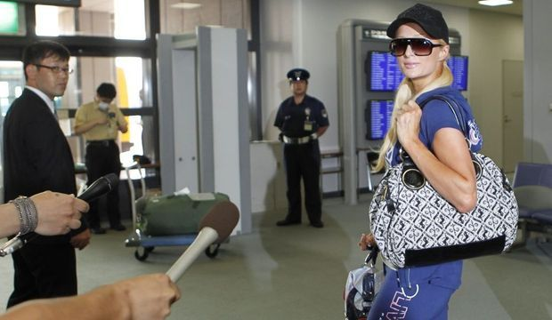Paris Hilton japon-