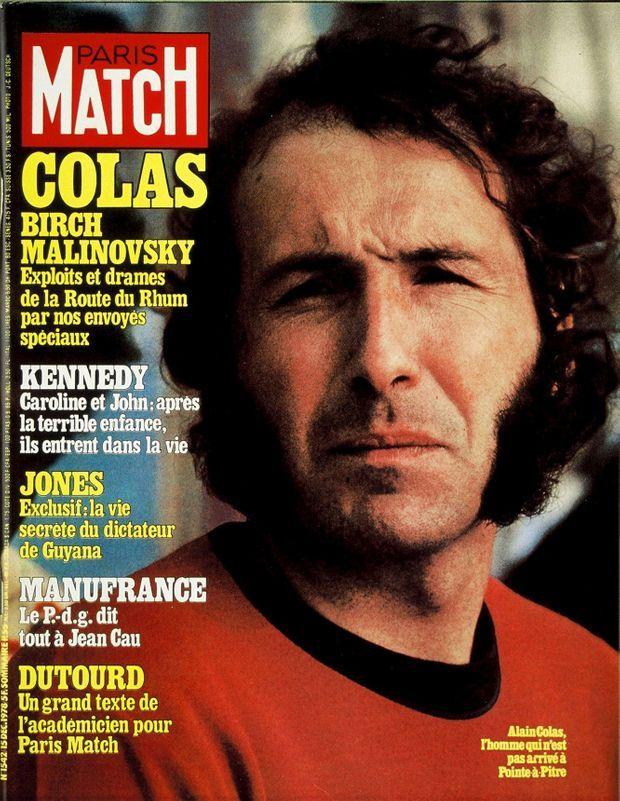 Paris Match n°1542, 15 décembre 1978