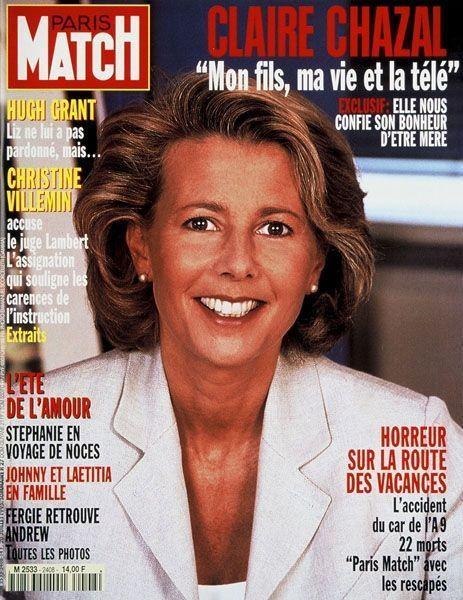 Paris Match numéro 2408 du 20 juillet 1995.