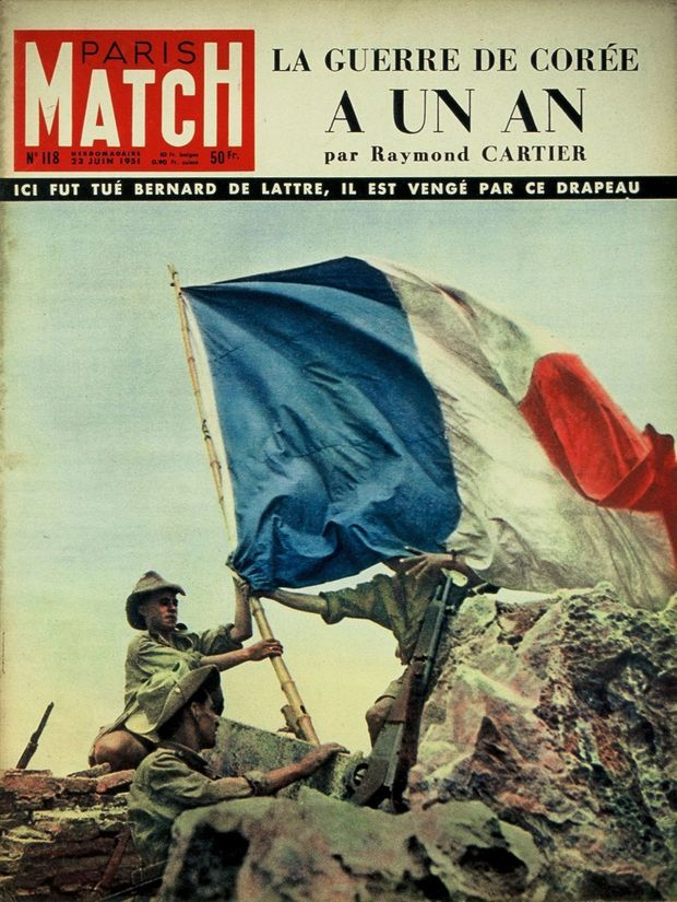 PARIS MATCH N° 118, 23 JUIN 1951