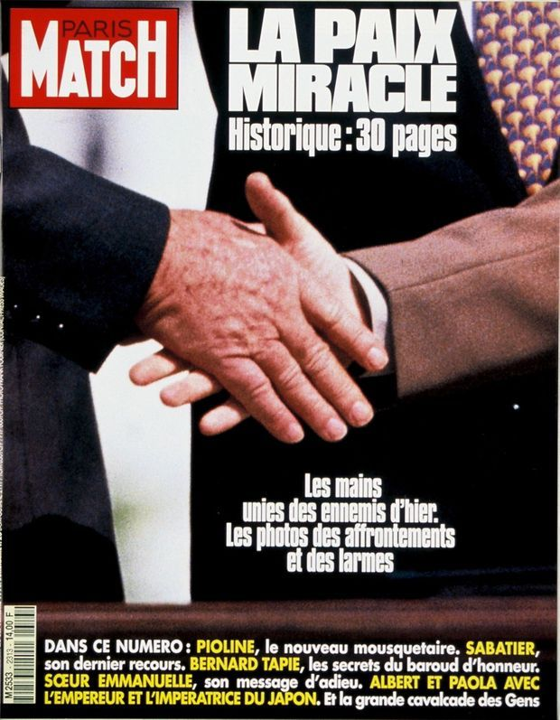 PARIS MATCH N° 2313, 23 SEPTEMBRE 1993