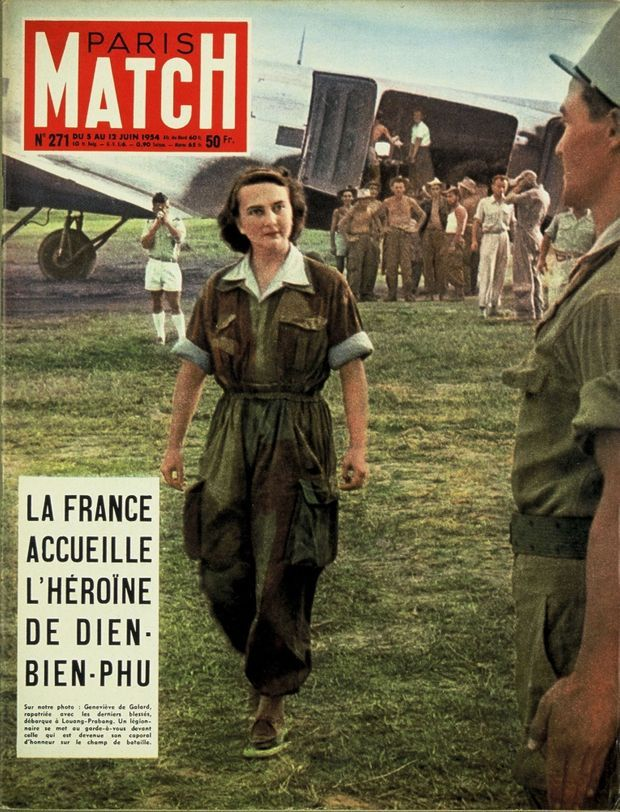 PARIS MATCH N° 271, 5 JUIN 1954
