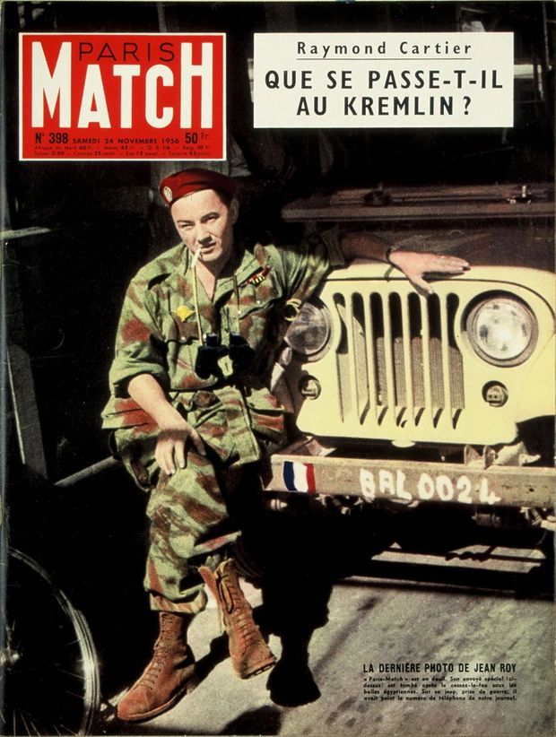 PARIS MATCH N° 398, 24 NOVEMBRE 1956