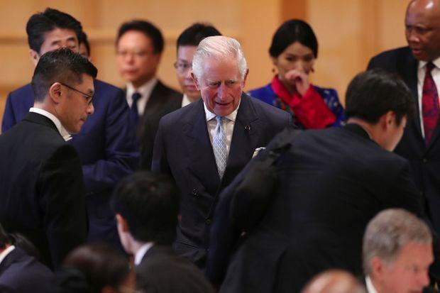 Parmi les invités, le prince Charles.