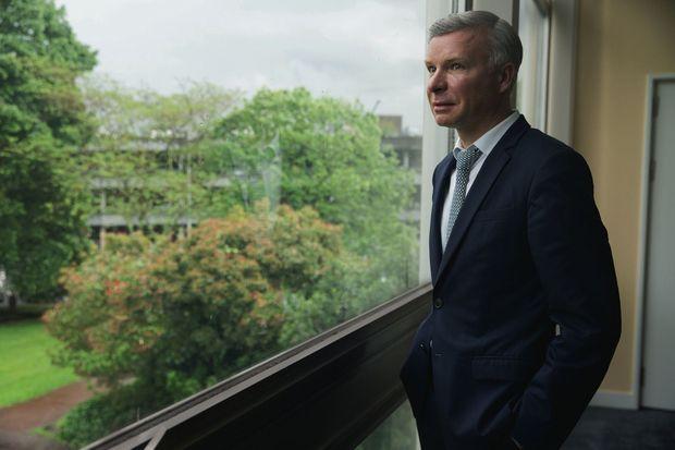 Yann Bubien, directeur du CHU de Bordeaux. Il a été directeur adjoint du cabinet d'Agnès Buzyn.
