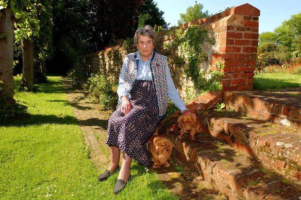 La comtesse Patricia Montbatten le 27 mai 2004