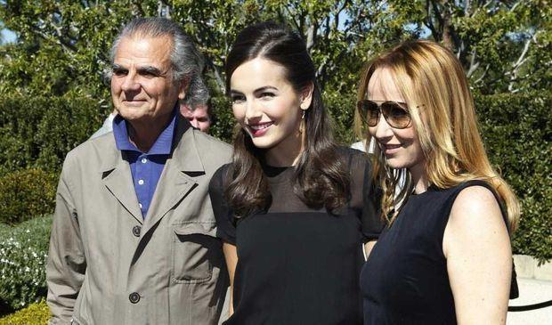 Patrick Demarchelier Camilla Belle et Frida Giannini-
