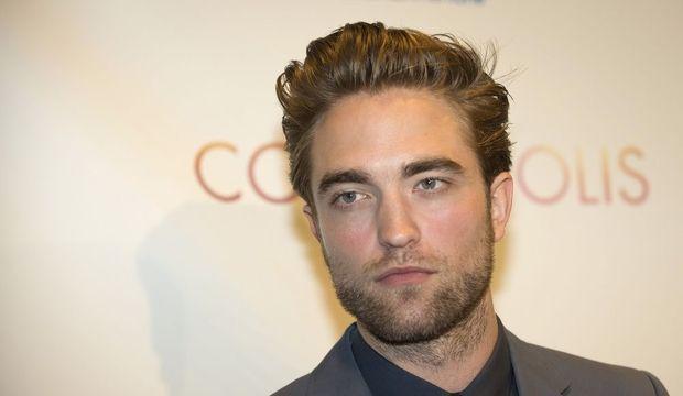Pattinson promo Cosmopolis-
