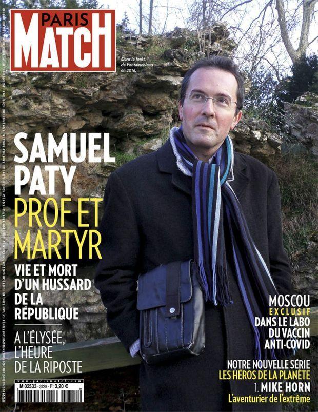 Samuel Paty, prof et martyr