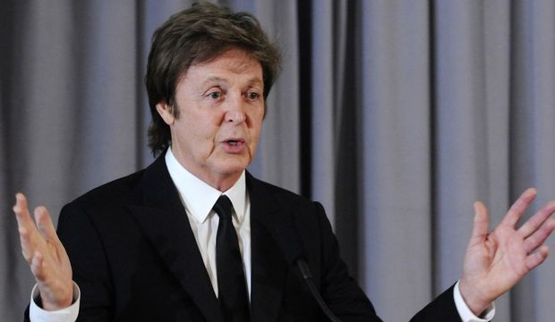Paul McCartney-