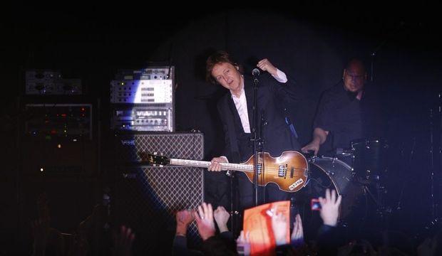 Paul McCartney-