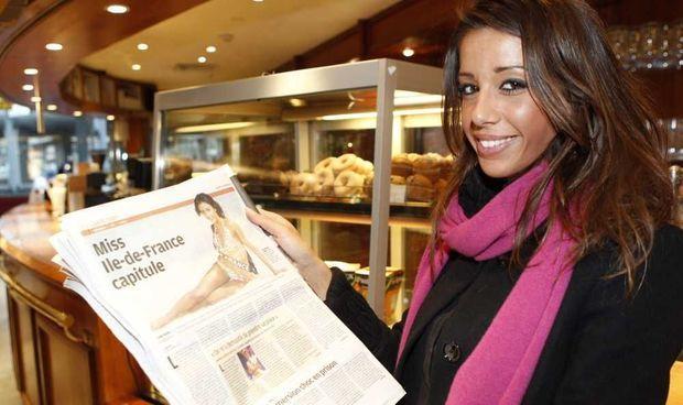 Pauline Darles, Miss Ile-de-France 2010-