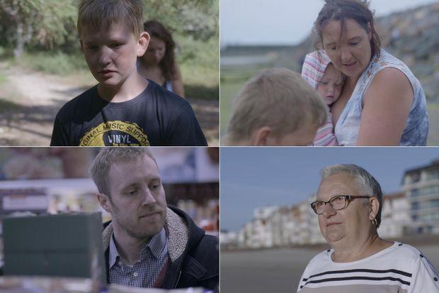 Le documentaire «Pauvres de nous».