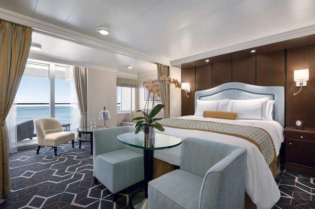 Une Penthouse Suite de l'Oceana Riviera.