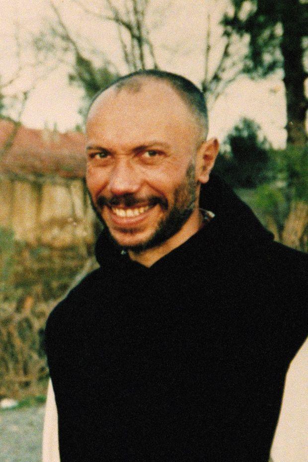 Père Christophe Lebreton, 45 ans, en Algérie depuis 1987.