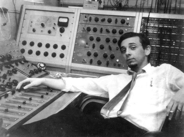 Phil Spector à l'apogée de sa carrière, au début des années 1970.